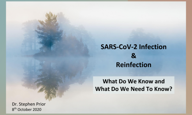 SARS-CoV-2 Infection Reinfection